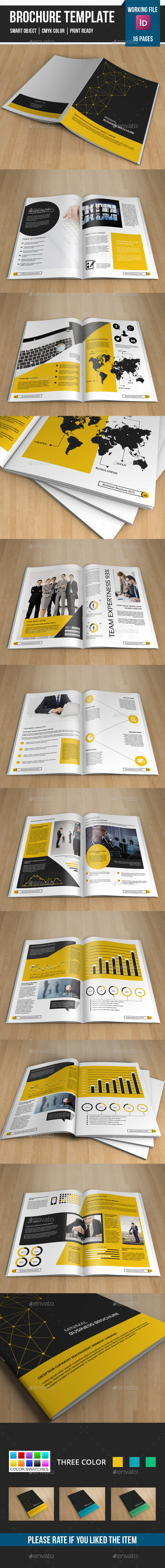 GraphicRiver Corporate Brochure Template-V243 11322352