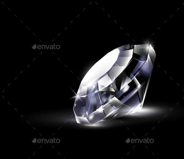 GraphicRiver Shiny Bright Diamond 11323412