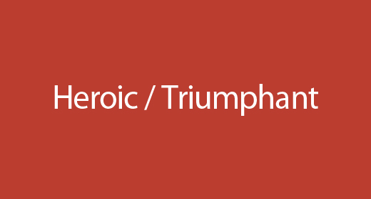 Heroic - Triumphant Cinematic