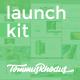 Launchkit Landing Page & Marketing WordPress Theme - ThemeForest Item for Sale