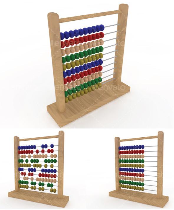 3DOcean Abacus 11324521
