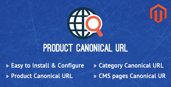 CodeCanyon Canonical URL Magento Extension 11324573