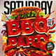 Flyer BBQ Party Konnekt - GraphicRiver Item for Sale
