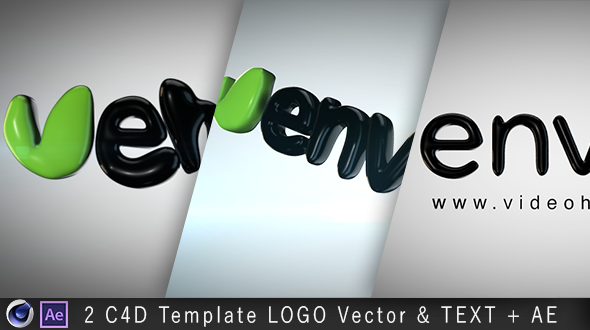 VideoHive Bubble Logo 11145019