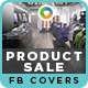 Product Sale Facebook Covers - 2 Designs - GraphicRiver Item for Sale
