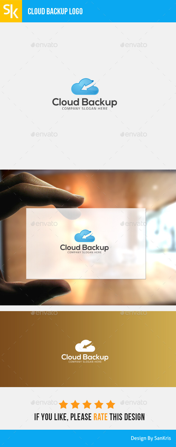 GraphicRiver Cloud Backup Service 11326911