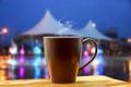 coffee on the wood. - PhotoDune Item for Sale