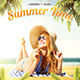 Summer Time Flyer - GraphicRiver Item for Sale