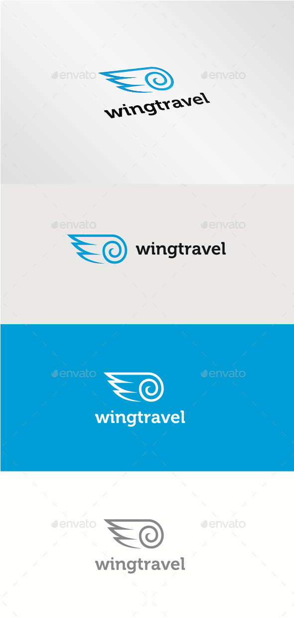GraphicRiver Wing Travel 11329302