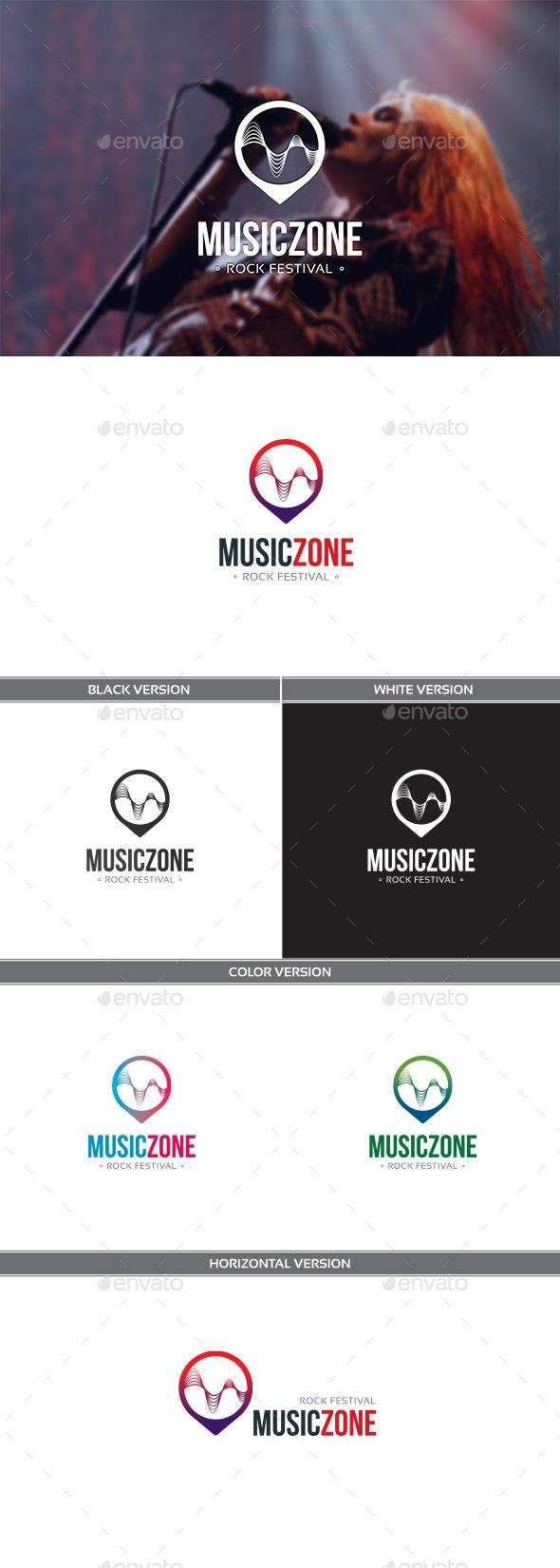 GraphicRiver Musiczone 11329486