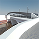 Bridg of Mitrovica - 3DOcean Item for Sale