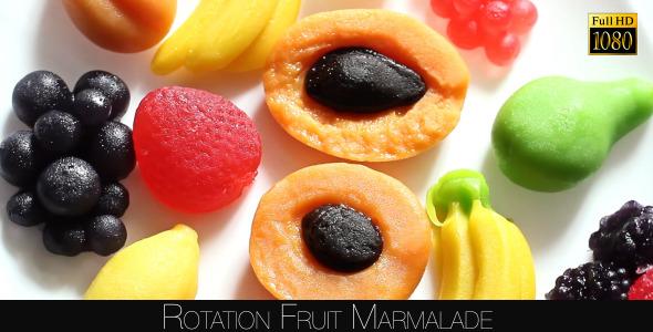 Rotation Fruit Marmalade