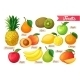Icons Of Fruit. - GraphicRiver Item for Sale
