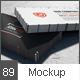 Business Card Mock-Up v1 - GraphicRiver Item for Sale