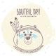 Bear Doodle - GraphicRiver Item for Sale