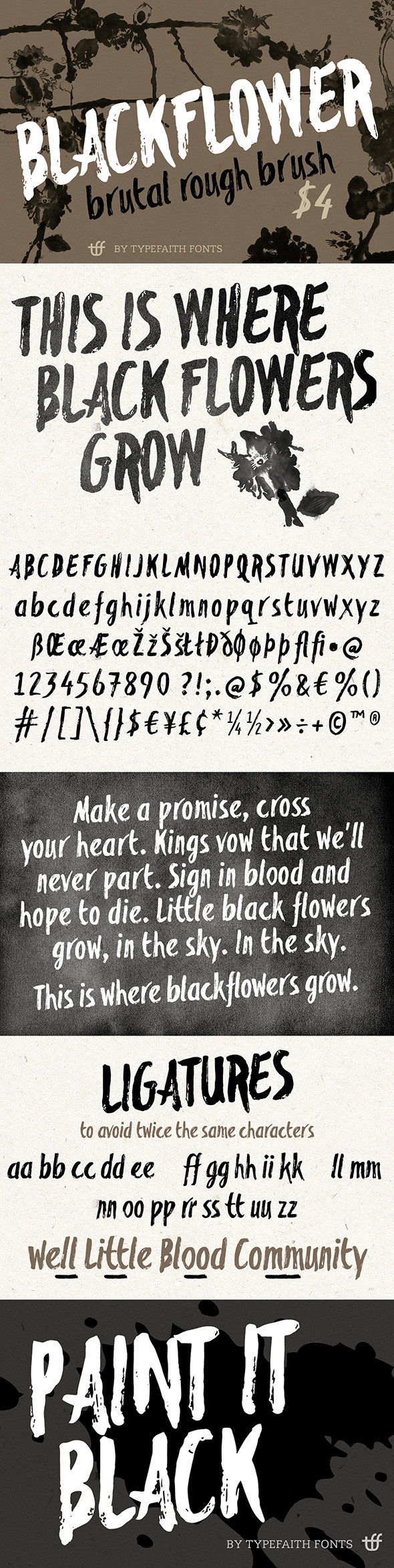 GraphicRiver Blackflower 11331512
