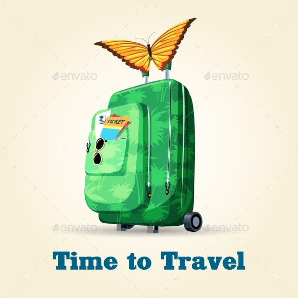 GraphicRiver Time to Travel 11331979