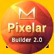 Pixelar - Responsive Email + TemplateBuilder