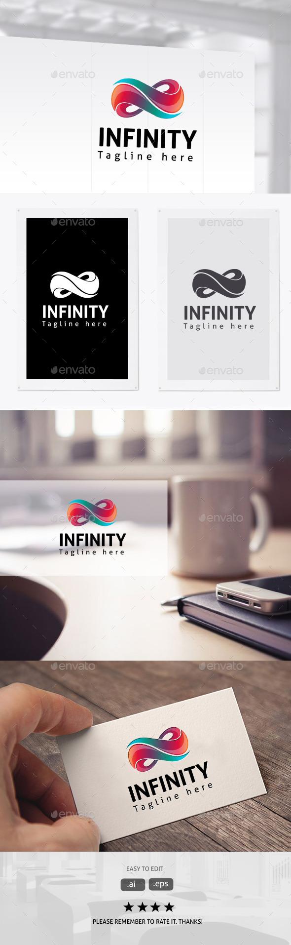 GraphicRiver Infinity Logo 11333113