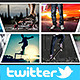 Twitter Photo Collage Header V4