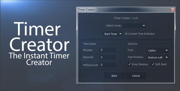Timer Creator