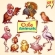 Set of Birds - GraphicRiver Item for Sale