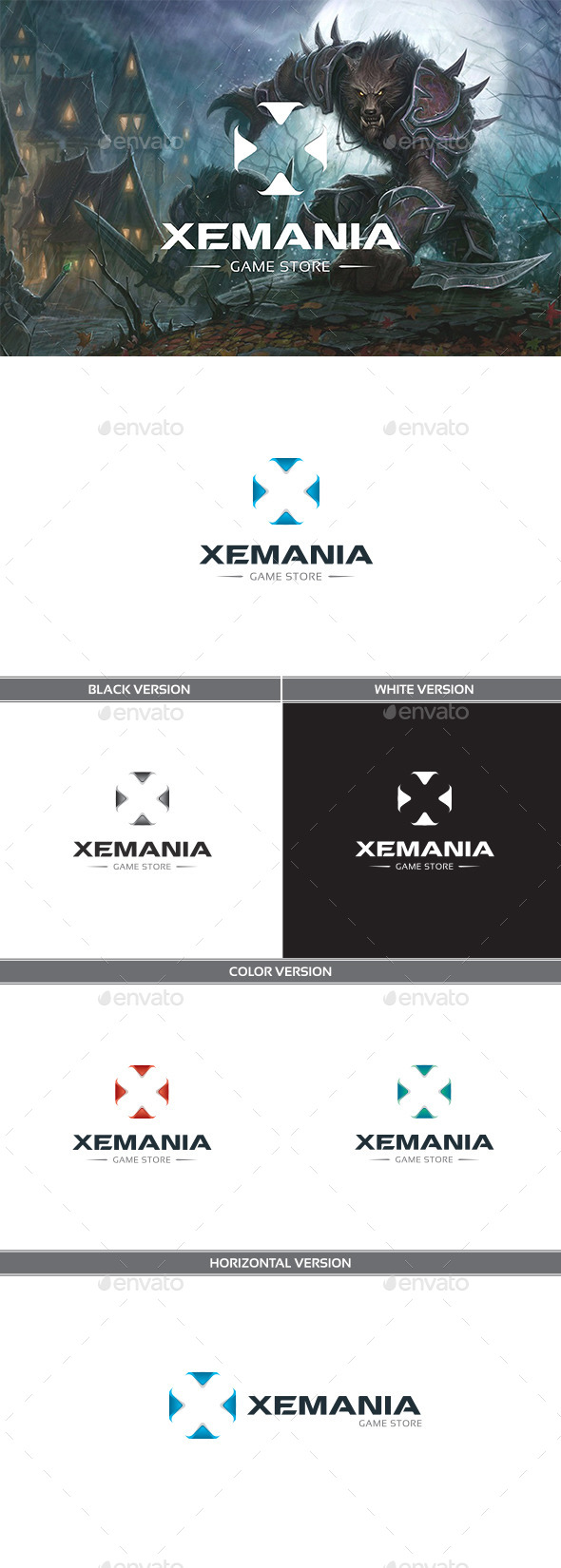 GraphicRiver Xemania 11335697