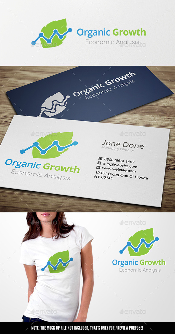 GraphicRiver Organic Growth 11335846