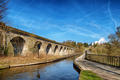 Chirk viaduct and aquaduct. - PhotoDune Item for Sale