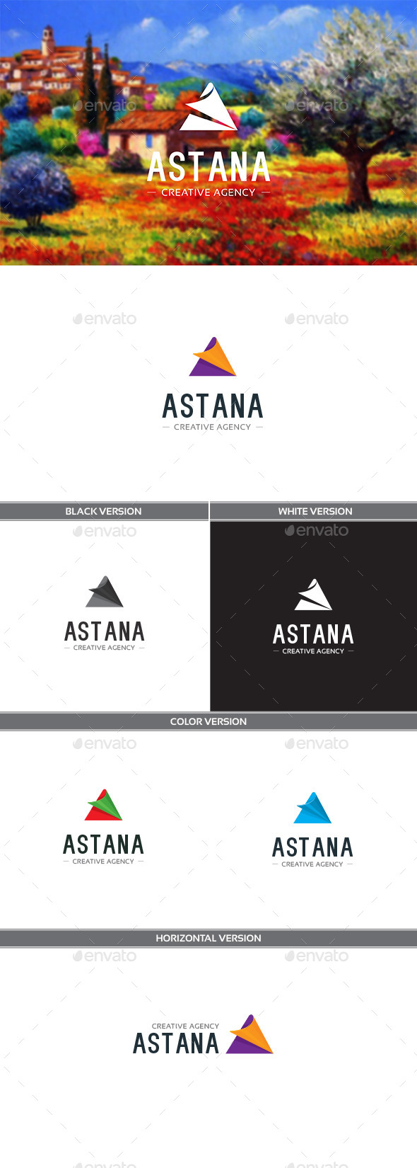 GraphicRiver Astana 11338061