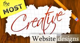 Most Creative Website Designs