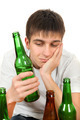 Teenager in Alcohol Addiction - PhotoDune Item for Sale