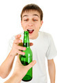 Teenager take a Beer - PhotoDune Item for Sale