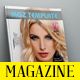 Mgz Magazine Template - GraphicRiver Item for Sale