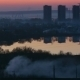 Fog Over The City - VideoHive Item for Sale