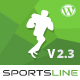 Sportsline - Responsive Sports News Theme - ThemeForest Item for Sale