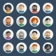 Collection of 25 User Icons - GraphicRiver Item for Sale