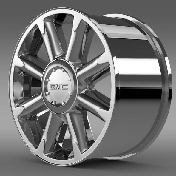 3DOcean GMC Denali rim 11340990