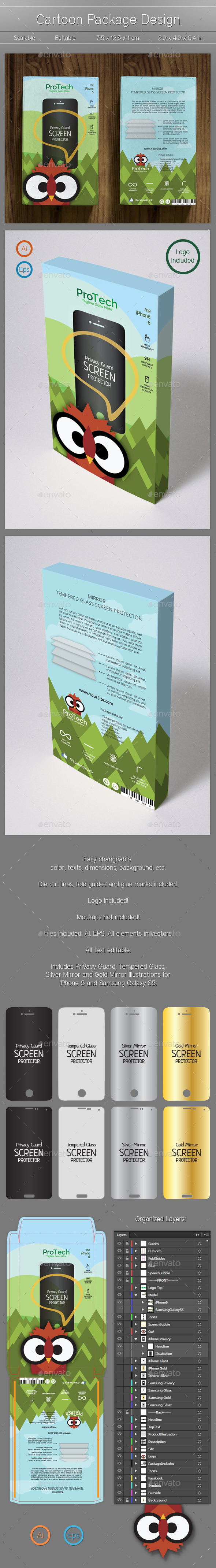 GraphicRiver Package Design 11341861