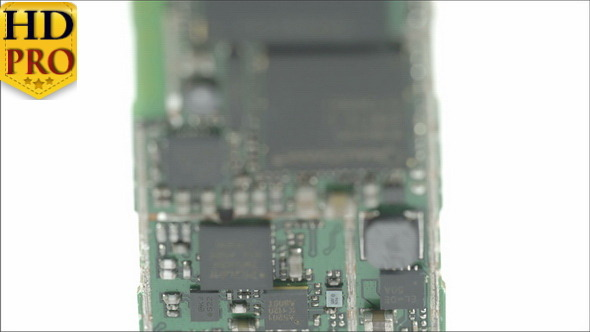 The Batterys Micro Chip
