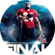 Final Game Football Sports Flyer - GraphicRiver Item for Sale