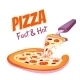 Hot Pizza - GraphicRiver Item for Sale