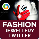 Fashion Twitter Headers - 2 Designs - GraphicRiver Item for Sale
