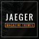 Jaeger - Flexible Layout News & Magazine WP Theme - ThemeForest Item for Sale