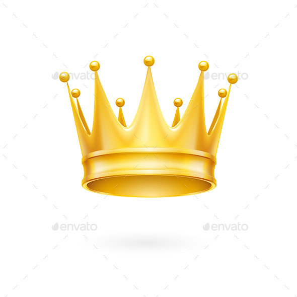 GraphicRiver Gold Crown 11342503