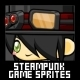 Steampunk Game Sprites - GraphicRiver Item for Sale