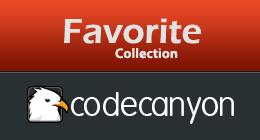 Favorite CodeCanyon Public