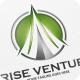 Rise Venture - Logo Template - GraphicRiver Item for Sale