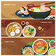Asia Street Food Web Banner - GraphicRiver Item for Sale
