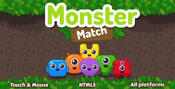 CodeCanyon MonsterMatch 11349669